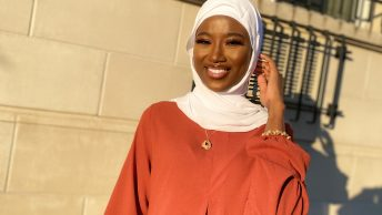 Modest outfit hack with selma ismail