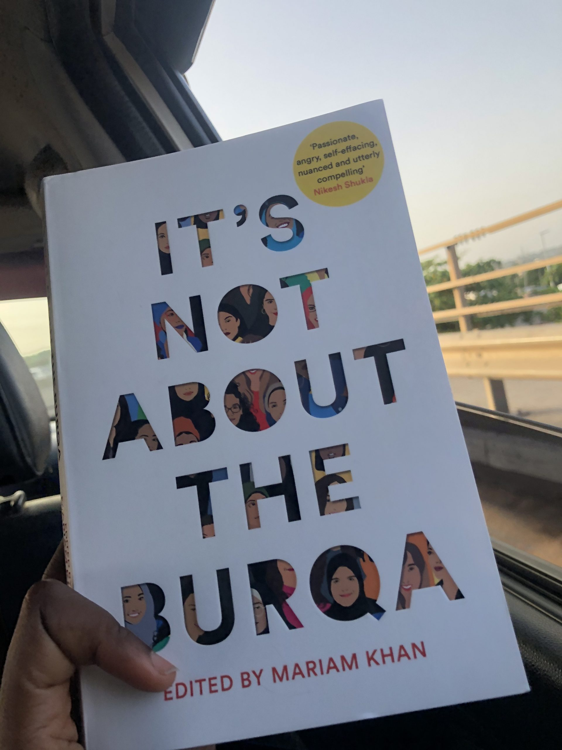 its not about the burqa- on representation