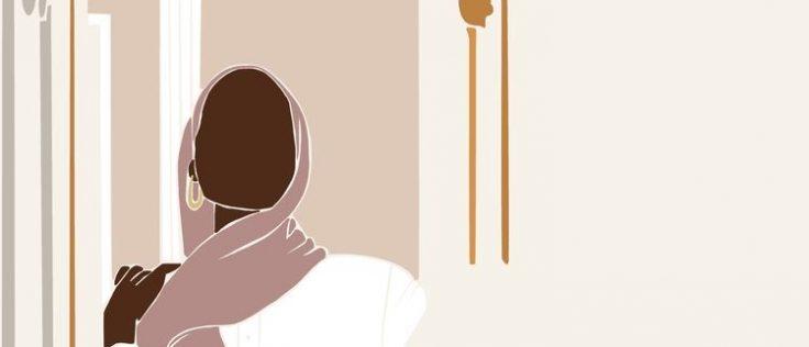Single muslim woman-Pinterest